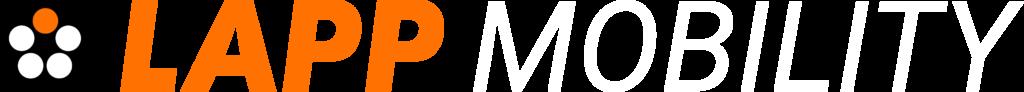 LAPP MOBILITY Logo für transparente Hintergründe